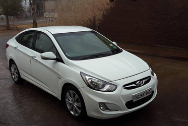 Car on Rent in Faridabad