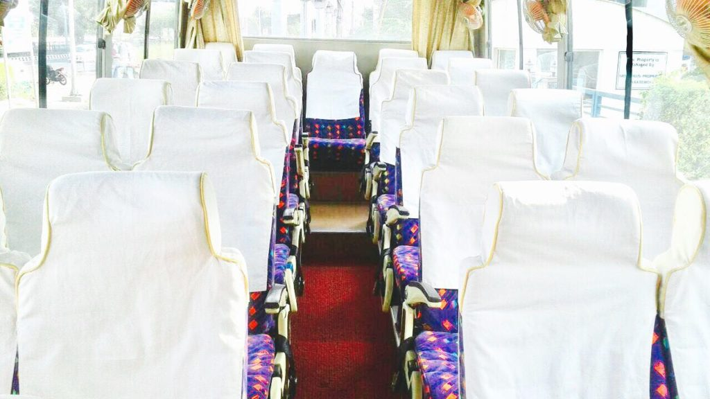 Mini bus Hire in Delhi, Noida, Gurgaon
