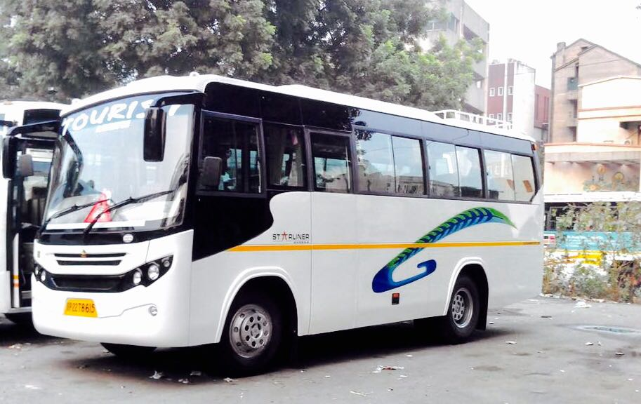 Mini bus on hire in Delhi, Mini Bus on Rent Gurgaon, Noida, Faridibad