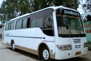 Hire Buses Gurgaon