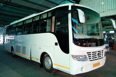 Bus on Rent Delhi NCR