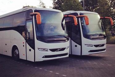 Hire Buses Delhi