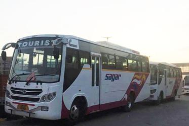 Bus on Rent Faridabad