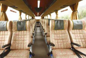 Bus on Rent Delhi