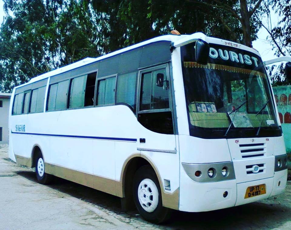 Bus on Rent Noida