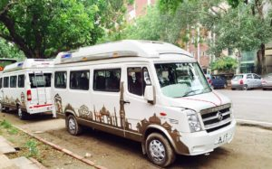 Traveller hire in Delhi, Noida, Gurgaon