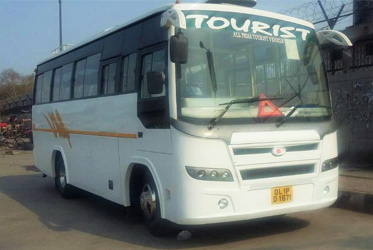 Hire Ac Bus Gurgaon