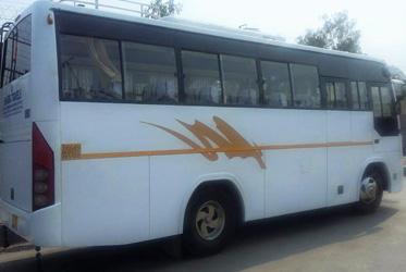 Bus Service Delhi