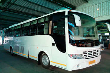 Hire Ac Bus Faridabad