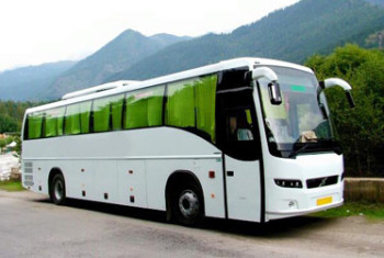 Coach Buses for Rent Delhi