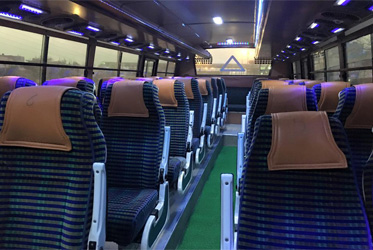 Coach Buses for Rent in Gurgaon