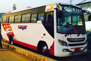Bus Service Gurgaon