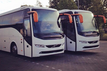 Coach Buses for Rent Noida