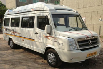 Tempo Traveller on Rent Ghaziabad