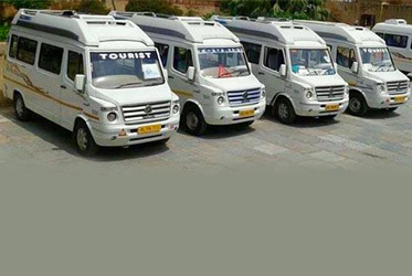 Tempo Traveller on Rent Faridabad