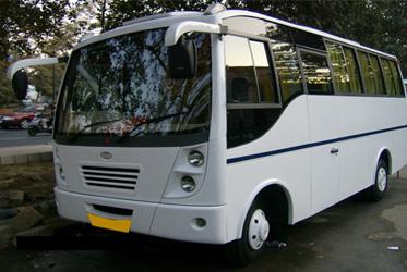 Hire Ac Bus Delhi