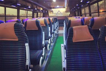 Hire Ac Bus Delhi NCR
