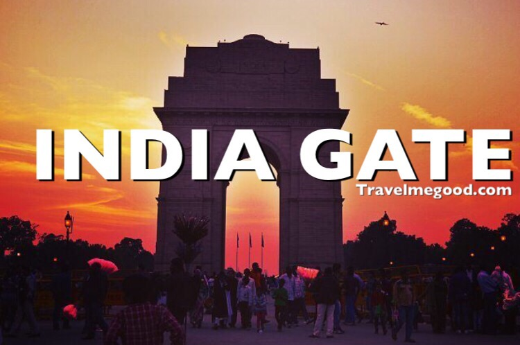 India Gate, Delhi, Top Best 10 Places to visit in New Delhi, Bus on Rent for Delhi Sight Seeing, hire a bus on rent in delhi, Hire a car on rent in New Delhi
