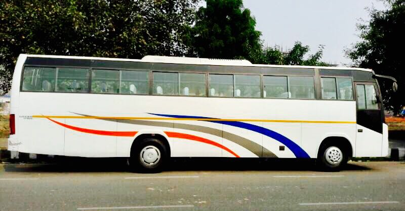 bus hire in Gurgaon, Delhi NCR