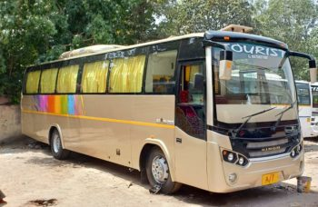 Bus on hire in noida