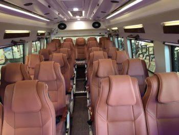 Mini Bus on hire