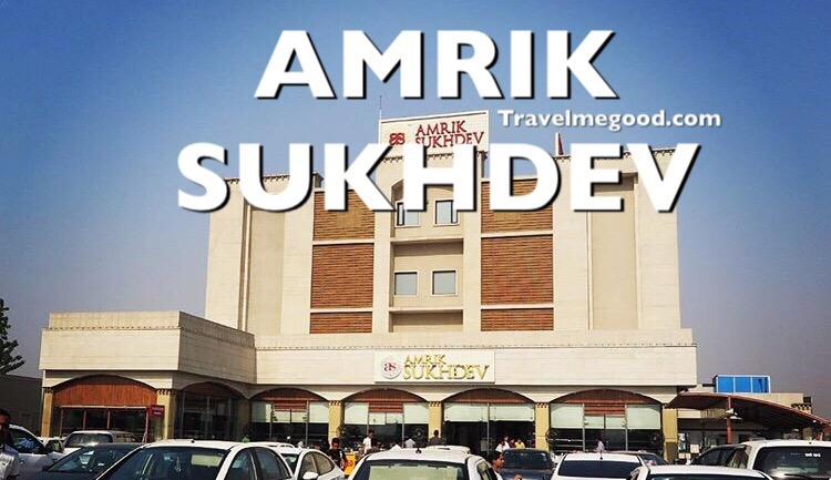 amrik sukhdev dhaba- sonepat - Places to visit near Delhi - Weekend getaways from delhi -Travel me good - bus on rent car on hire