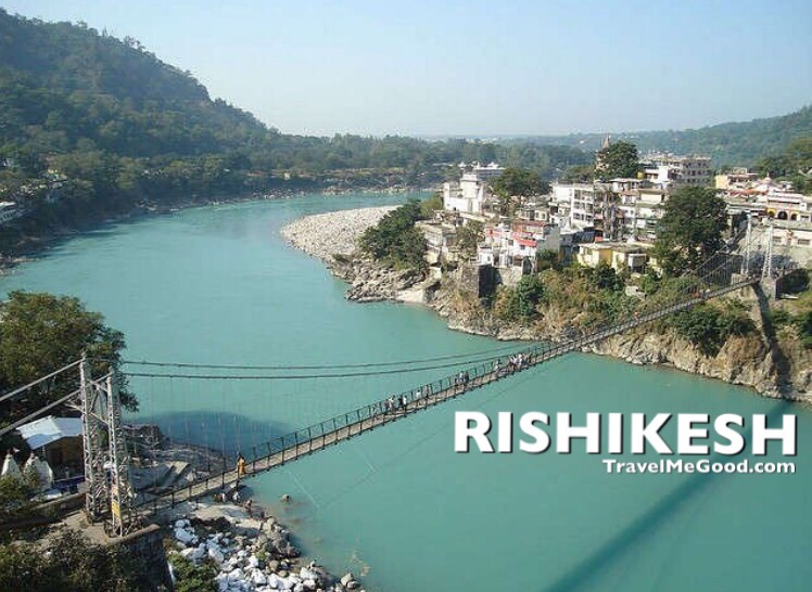 Rishikesh, Weekend getaways from delhi -Travel me good - bus on rent car on hire
